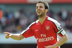 Fabregas bags a brace for Arsenal