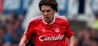 Peter Beardsley Liverpool
